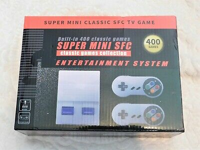 $ CDN92.50 • Buy Snes - Super Nintendo Classic Mini - 400 Games - New - No Box