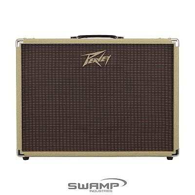 AU553.99 • Buy Peavey 112C Vintage Guitar Cabinet 1x12 With 60W Celestion Speaker