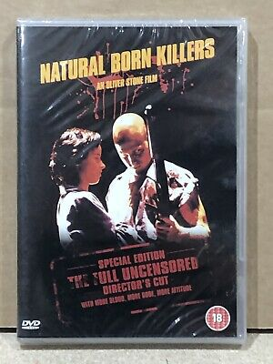 £3.09 • Buy Natural Born Killers (DVD, 2003, Director's Cut) *New And Sealed*