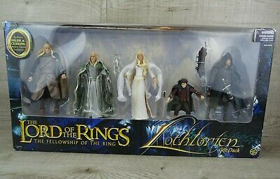 £79.99 • Buy ToyBiz The Lord Of The Rings FOTR Lothlorien Action Figure Gift Pack Sealed