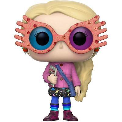 Movies Harry Potter Luna Lovegood With Glasses #41 Vinyl Figure (With Box) • 18.92£