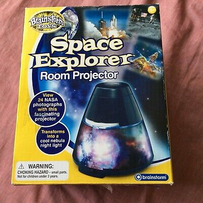 Brainstorm Toys Space Explorer Room Projector • 12£