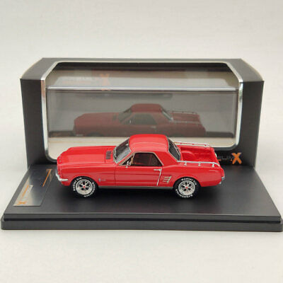 £26.10 • Buy 1/43 Premium X FORD MUSTANG MUSTERO 1966 RED PR0467R Limited Edition Toys Car