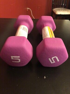 $ CDN85.68 • Buy CAP Dumbbell Weights Set Of 5lb 3lb 2lb. 2 Each In Hand FAST SHIPPING-BEST PRICE