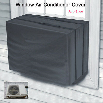 AU28.50 • Buy Window Air Conditioner Case Cover For Air Conditioner Outdoor Wall Anti-Snow