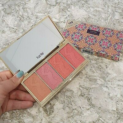 Tarte Blush Palette - LIMITED EDITION - Bliss - Amazonian Clay - Brand New! • 35£