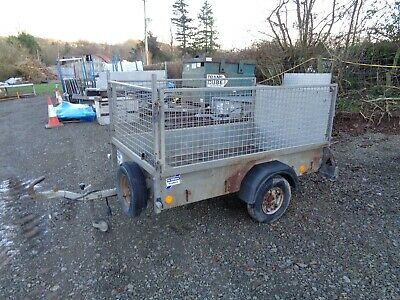 Ifor Williams P6e Caged Trailer £695+vat • 834£