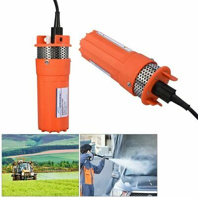AU120.99 • Buy 1/2in 12V Solar Pump Submersible Bore Hole Water Pump Deep Well Head 70m Lift AU