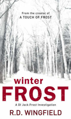 Winter Frost: (DI Jack Frost Book 5), Wingfield, R D, Used; Good Book • 3.28£