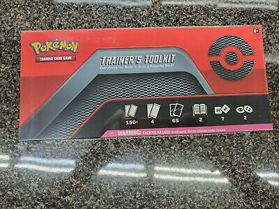$31.99 • Buy Pokemon Trading Card Game TRAINER'STOOLKIT EVERYTHINGYOU NEED To A Powerful Deck