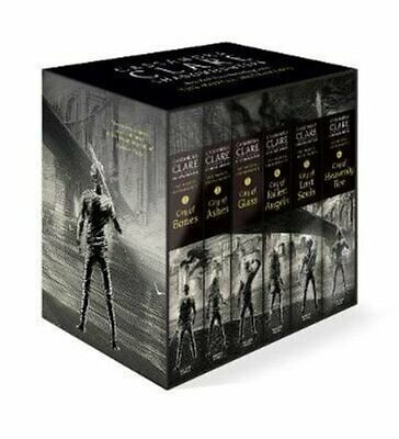 The Mortal Instruments Boxed Set By Cassandra Clare 9781406393156 | Brand New • 36.29£