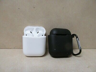 $ CDN37 • Buy Apple AirPods 2nd Generation With Wireless Charging Case - White (MRXJ2AM/A)