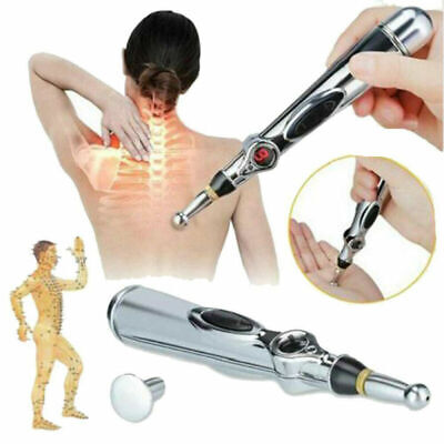 $9.98 • Buy Electronic Acupuncture Meridian Energy Health Pen Heal Massager Pain Relief USA