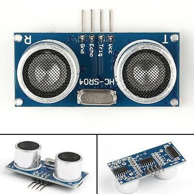 AU15.40 • Buy Ultrasonic Module HC-SR04 Distance Measuring Transducer Sensor For Arduino