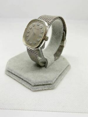 $ CDN356.70 • Buy Authentic Longines Vintage Women's Watch Manual Wind Diamond 12P F432519708