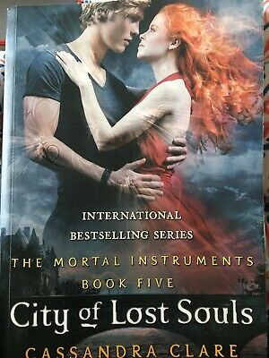 The Mortal Instruments 5: City Of Lost Souls By Cassandra Clare (Paperback,... • 2£
