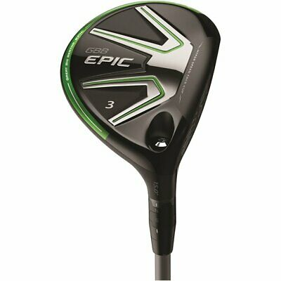 $ CDN219.99 • Buy Left Handed Callaway Great Big Bertha Epic 18* 5 Wood Regular Very Good