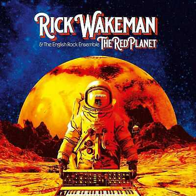 Rick Wakeman - The Red Planet (NEW CD) • 11.01£