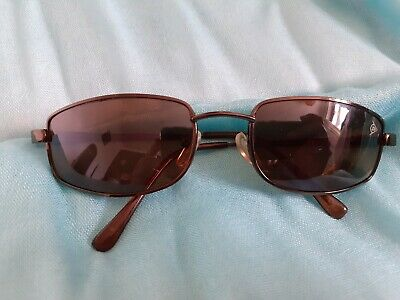 Dunlop Sunglasses, Brown, New • 6£