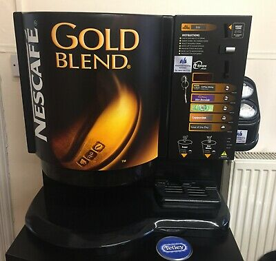 Darenth Encore In Cup Vending Machine Coin Operated 73m Incup Drinks  Coffee Tea • 625£
