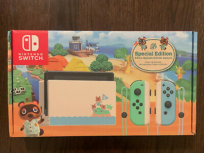 $ CDN949.95 • Buy 🇨🇦 Nintendo Switch Animal Crossing: New Horizon Special Edition - 32G…