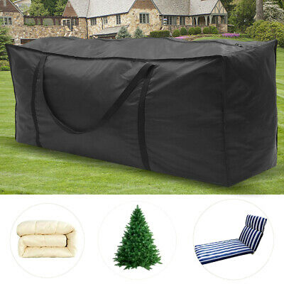 Extra Large Waterproof Storage Bag Outdoor Furniture Cushions Christmas Tree Toy • 11.69£