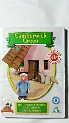 £3.99 • Buy Camberwick Green - The Complete Collection (DVD, 2007)
