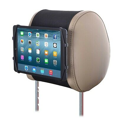 Tablet Car Mount TFY Universal Car Headrest Mount Silicon Holder For 7 – 10.5... • 22.20£