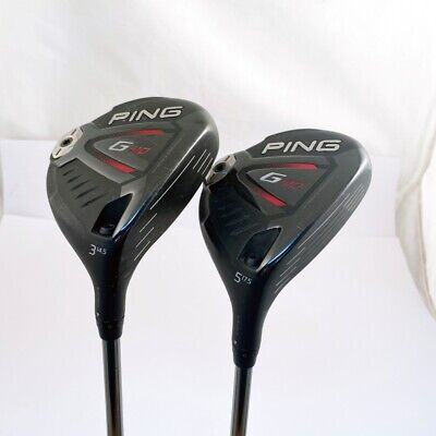 $ CDN306.08 • Buy Ping Golf G410 3 & 5 Wood Set PING Tour 75 Stiff Flex Shaft