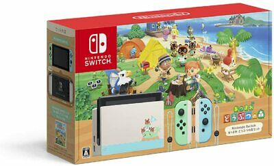 $ CDN838.93 • Buy Nintendo Switch Animal Crossing New Horizons Edition Console / RARE NEW / JAPAN