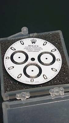 $ CDN2114.32 • Buy Authentic Rolex Watch Daytona White/Silver Dial Parts 116520 F441418812