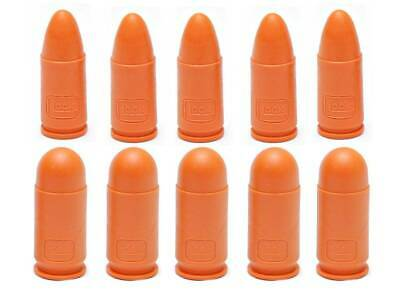 $ CDN16.63 • Buy OEM Glock 9mm & .45 Snap Cap Dummy Rounds For Training - Set Of 10 - Genuine!