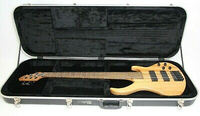 $ CDN271.86 • Buy Peavey Grind BXP 5 String Bass Guitar Neck Thru RH Right Handed Natural Wood