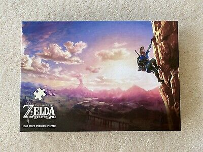 AU30 • Buy The Legend Of Zelda: Breath Of The Wild - Scaling Hyrule Premium Puzzle
