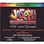 £5.99 • Buy NEW Joseph And The Amazing Technicolour Dreamcoat Special Edition CD