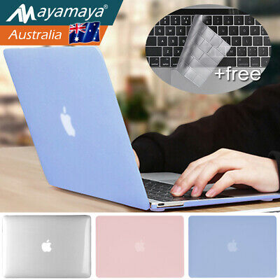 AU20.99 • Buy Hard Matte/Clear Case Cover +Keyboard Protector For Macbook Air 13inch New A1932