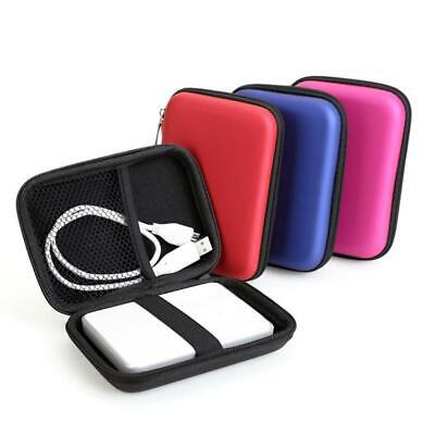 """2.5"""" Case For USB External HDD Hard Disk Drive Protect Bag Carry Cover Pouch • 4.59£"""