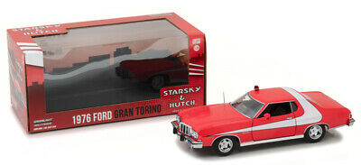 Greenlight 84042 - 1/24 Starsky And Hutch (tv Series 1975-79) • 32.99£