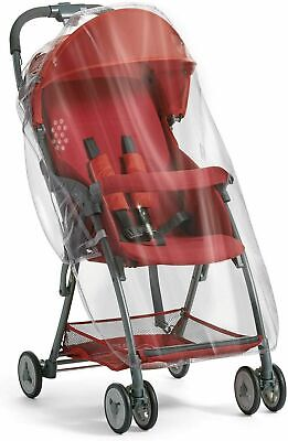Travel System Raincover And Footmuff For Graco Pram Stroller • 10.99£