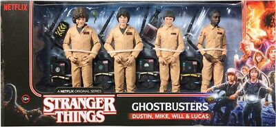 AU79.99 • Buy STRANGER THINGS - Ghostbusters 7  Deluxe Action Figure 4-Pack (McFarlane) #NEW