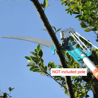 £15.99 • Buy Pruning Extendable Branches Saw Lopper With Rope Pull DIY Tree Pruning Branches