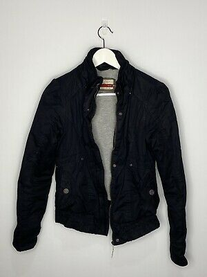 AU10 • Buy Bershka Black Bomber Jacket Size M