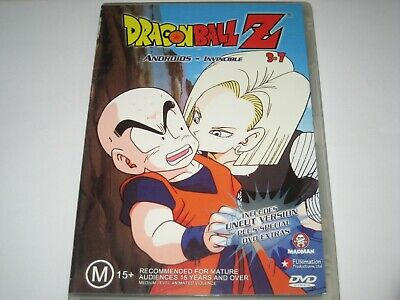 AU8.99 • Buy DRAGONBALL Z Season 3 Volume 7 Androids-invincible DVD R4 NEW