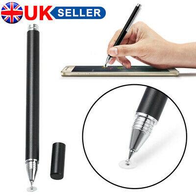 Precision Thin Point Fine-Tip Stylus Pencil For IPhone, Samsung, Galaxy, IPad • 2.79£