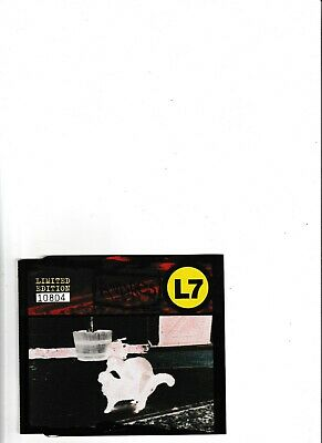L7- Andres UK Limited Edition Cd Single • 4.99£