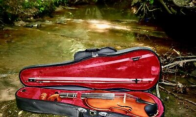 $190 • Buy Ivan Dunov Viola Kit Size 15 For Beginners. Includes Viola,Bow, Strap.
