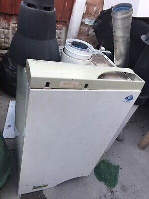 Full Gas Central Heating System, Boiler, Tank, Expansion Tank And Controller • 180£