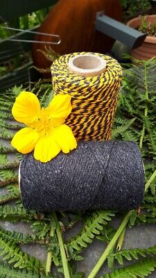 £2.50 • Buy Bumble Bee Selection Of Bakers Twine. 5 10 Or 20 Metre Lengths