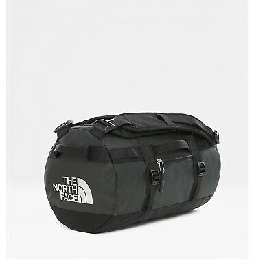 Men's The North Face BASE CAMP DUFFEL / Backpack TNF BLACK- SMALL (Travel / Gym) • 94.99£