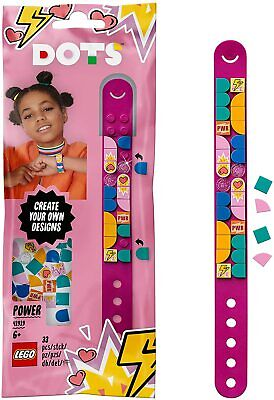 DOTS Power Bracelet Beads Jewellery Set, BFF Gifts Arts And Crafts For Kids • 5.99£